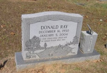 RAY, DONALD - Caldwell County, Louisiana | DONALD RAY - Louisiana Gravestone Photos