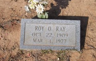 RAY, ROY OSCAR - Caldwell County, Louisiana | ROY OSCAR RAY - Louisiana Gravestone Photos