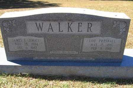 WALKER, JAMES FRANKLIN (JIMMY) - Caldwell County, Louisiana | JAMES FRANKLIN (JIMMY) WALKER - Louisiana Gravestone Photos