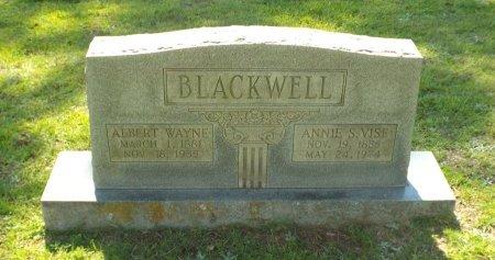 BLACKWELL, ALBERT WAYNE - Claiborne County, Louisiana | ALBERT WAYNE BLACKWELL - Louisiana Gravestone Photos