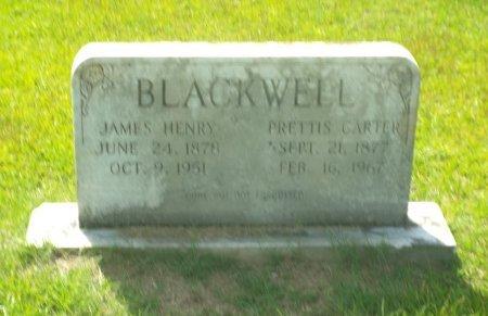 BLACKWELL, PRETTIS - Claiborne County, Louisiana   PRETTIS BLACKWELL - Louisiana Gravestone Photos