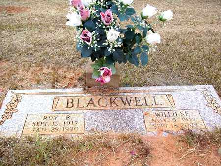 BLACKWELL, ROY B - Claiborne County, Louisiana | ROY B BLACKWELL - Louisiana Gravestone Photos