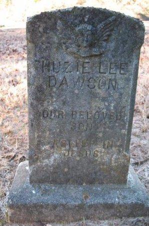 DAWSON, HUZIE LEE - Claiborne County, Louisiana | HUZIE LEE DAWSON - Louisiana Gravestone Photos