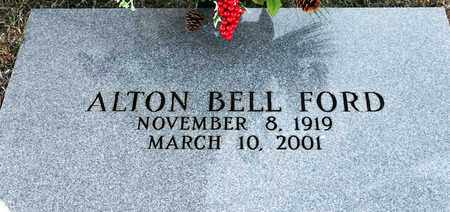FORD, ALTON BELL - Claiborne County, Louisiana | ALTON BELL FORD - Louisiana Gravestone Photos