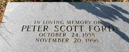 FORD, PETER SCOTT - Claiborne County, Louisiana | PETER SCOTT FORD - Louisiana Gravestone Photos