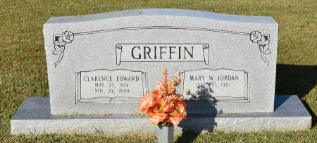 GRIFFIN, CLARENCE EDWARD - Claiborne County, Louisiana | CLARENCE EDWARD GRIFFIN - Louisiana Gravestone Photos