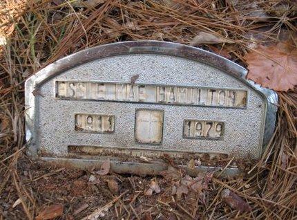 HAMILTON, ESSIE MAE - Claiborne County, Louisiana | ESSIE MAE HAMILTON - Louisiana Gravestone Photos