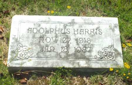 HARRIS, ADOLPHUS - Claiborne County, Louisiana   ADOLPHUS HARRIS - Louisiana Gravestone Photos
