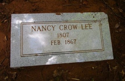CROW LEE, NANCY - Claiborne County, Louisiana | NANCY CROW LEE - Louisiana Gravestone Photos
