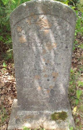 SCOTT, HENRY - Claiborne County, Louisiana | HENRY SCOTT - Louisiana Gravestone Photos