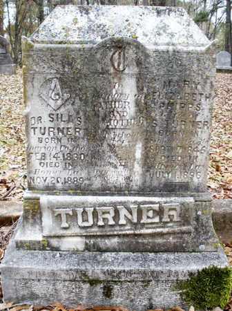 TURNER, SILAS,DR - Claiborne County, Louisiana | SILAS,DR TURNER - Louisiana Gravestone Photos