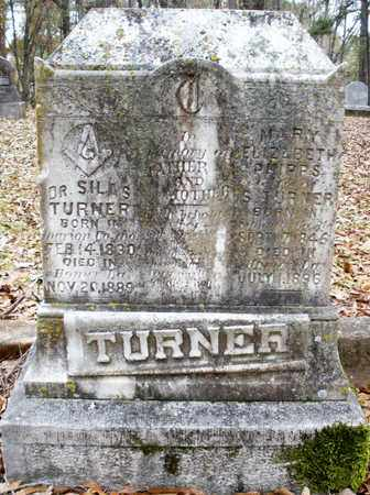 TURNER, MARY ELIZABETH - Claiborne County, Louisiana | MARY ELIZABETH TURNER - Louisiana Gravestone Photos