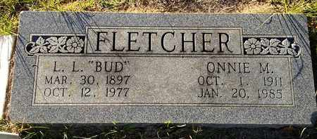 FLETCHER, ONNIE - De Soto County, Louisiana | ONNIE FLETCHER - Louisiana Gravestone Photos