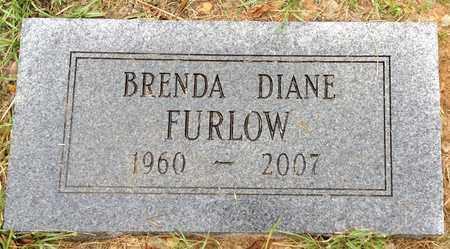 FURLOW, BRINDA DIANE - De Soto County, Louisiana   BRINDA DIANE FURLOW - Louisiana Gravestone Photos
