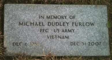 FURLOW, MICHAEL DUDLEY (VETERAN VIET) - De Soto County, Louisiana | MICHAEL DUDLEY (VETERAN VIET) FURLOW - Louisiana Gravestone Photos
