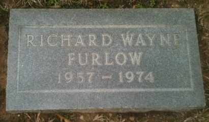 FURLOW, RICHARD WAYNE - De Soto County, Louisiana | RICHARD WAYNE FURLOW - Louisiana Gravestone Photos