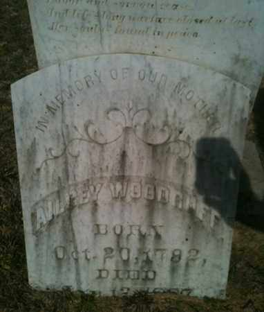 COLLINS WOODRUFF, AILCEY - De Soto County, Louisiana | AILCEY COLLINS WOODRUFF - Louisiana Gravestone Photos