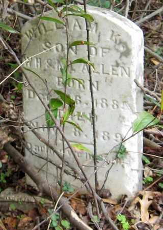 ALLEN, WILLIAM K - East Baton Rouge County, Louisiana | WILLIAM K ALLEN - Louisiana Gravestone Photos
