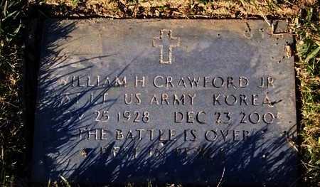 CRAWFORD, WILLIAM HARRIS (VETERAN KOR) - East Baton Rouge County, Louisiana | WILLIAM HARRIS (VETERAN KOR) CRAWFORD - Louisiana Gravestone Photos