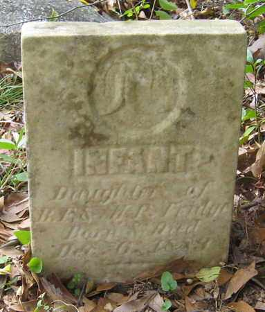 FRIDY, INFANT DAUGHTER - East Baton Rouge County, Louisiana | INFANT DAUGHTER FRIDY - Louisiana Gravestone Photos