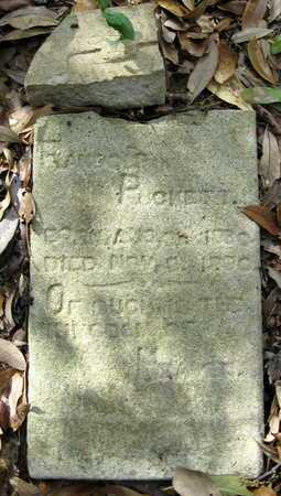 PUCKETT, RANDOLPH - East Baton Rouge County, Louisiana | RANDOLPH PUCKETT - Louisiana Gravestone Photos