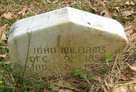 WILLIAMS, JOHN - East Baton Rouge County, Louisiana | JOHN WILLIAMS - Louisiana Gravestone Photos