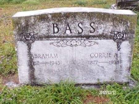 BASS, ABRAHAM - East Carroll County, Louisiana   ABRAHAM BASS - Louisiana Gravestone Photos