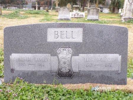 NOLAND BELL, ELLA V - East Carroll County, Louisiana | ELLA V NOLAND BELL - Louisiana Gravestone Photos