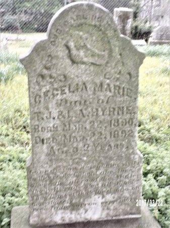 BYRNE, CECELIA MARIE - East Carroll County, Louisiana | CECELIA MARIE BYRNE - Louisiana Gravestone Photos