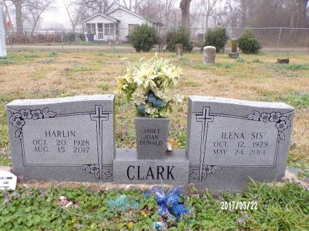 "WALKER CLARK, ILENA ""SIS"" - East Carroll County, Louisiana 