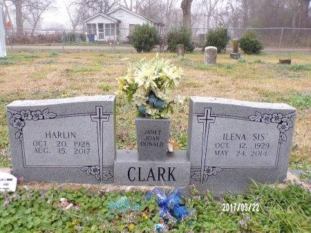 CLARK, HARLIN EDWARD - East Carroll County, Louisiana | HARLIN EDWARD CLARK - Louisiana Gravestone Photos