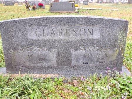 CLARKSON, CORNELIA - East Carroll County, Louisiana | CORNELIA CLARKSON - Louisiana Gravestone Photos