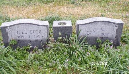 COOK, JOEL CECIL, JR - East Carroll County, Louisiana | JOEL CECIL, JR COOK - Louisiana Gravestone Photos
