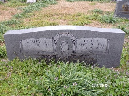 CUMMINGS, KATIE ELIZABETH - East Carroll County, Louisiana | KATIE ELIZABETH CUMMINGS - Louisiana Gravestone Photos
