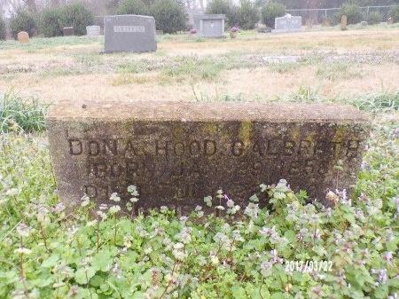 GALBRETH, DONA - East Carroll County, Louisiana   DONA GALBRETH - Louisiana Gravestone Photos