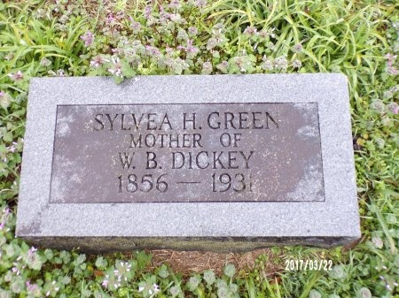 GREEN, SYLVEA H - East Carroll County, Louisiana   SYLVEA H GREEN - Louisiana Gravestone Photos