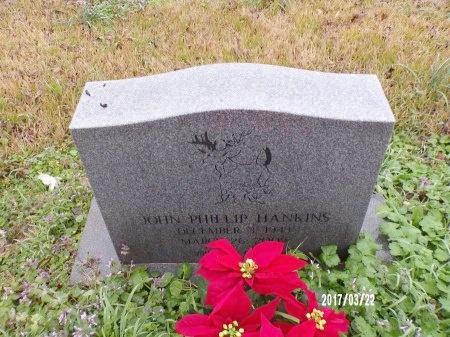 HANKINS, JOHN PHILIP - East Carroll County, Louisiana | JOHN PHILIP HANKINS - Louisiana Gravestone Photos