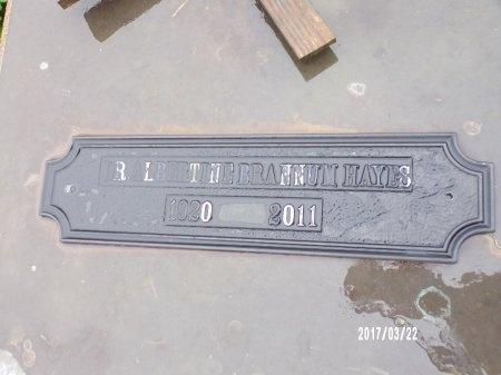 BRANNUM HAYES, ALBERTINE, DR - East Carroll County, Louisiana | ALBERTINE, DR BRANNUM HAYES - Louisiana Gravestone Photos