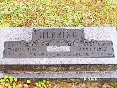 HERRING, MINNIE - East Carroll County, Louisiana | MINNIE HERRING - Louisiana Gravestone Photos
