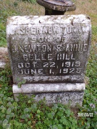 HILL, JASPER NEWTON, IV - East Carroll County, Louisiana | JASPER NEWTON, IV HILL - Louisiana Gravestone Photos