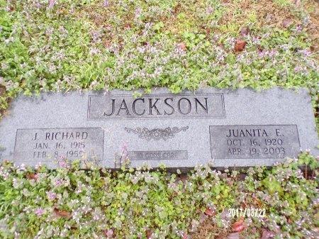 JACKSON, JUANITA - East Carroll County, Louisiana | JUANITA JACKSON - Louisiana Gravestone Photos