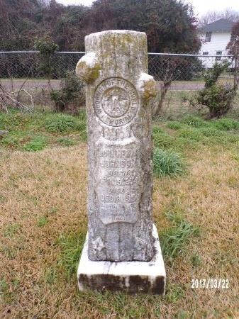 JOHNSON, JOHN HENRY - East Carroll County, Louisiana | JOHN HENRY JOHNSON - Louisiana Gravestone Photos