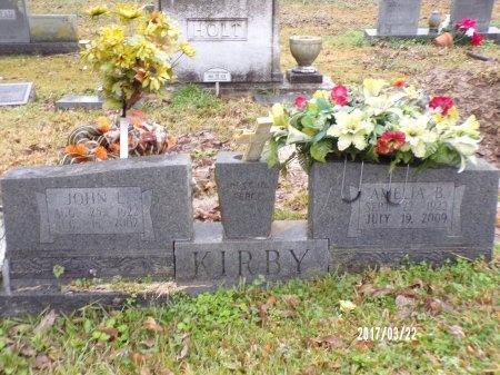 KIRBY, JOHN L - East Carroll County, Louisiana | JOHN L KIRBY - Louisiana Gravestone Photos