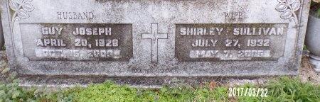 MAGGIO, SHIRLEY (CLOSE UP) - East Carroll County, Louisiana   SHIRLEY (CLOSE UP) MAGGIO - Louisiana Gravestone Photos