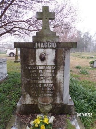 D'ANTONI MAGGIO, ROSA - East Carroll County, Louisiana   ROSA D'ANTONI MAGGIO - Louisiana Gravestone Photos
