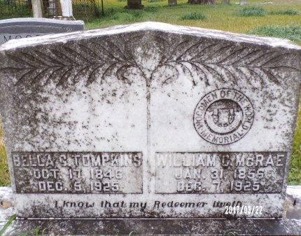 TOMPKINS, BELLA G - East Carroll County, Louisiana   BELLA G TOMPKINS - Louisiana Gravestone Photos