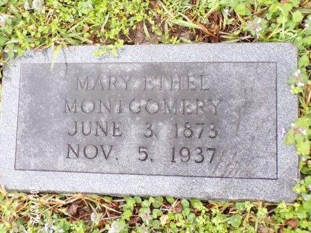 MONTGOMERY, MARY ETHEL - East Carroll County, Louisiana | MARY ETHEL MONTGOMERY - Louisiana Gravestone Photos