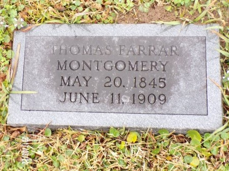 MONTGOMERY, THOMAS FARRAR - East Carroll County, Louisiana | THOMAS FARRAR MONTGOMERY - Louisiana Gravestone Photos
