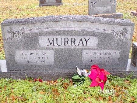 MURRAY, HARRY B., SR - East Carroll County, Louisiana | HARRY B., SR MURRAY - Louisiana Gravestone Photos