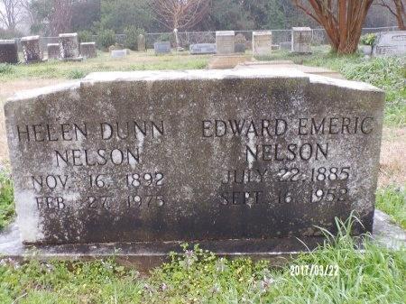 DUNN NELSON, HELEN  - East Carroll County, Louisiana | HELEN  DUNN NELSON - Louisiana Gravestone Photos